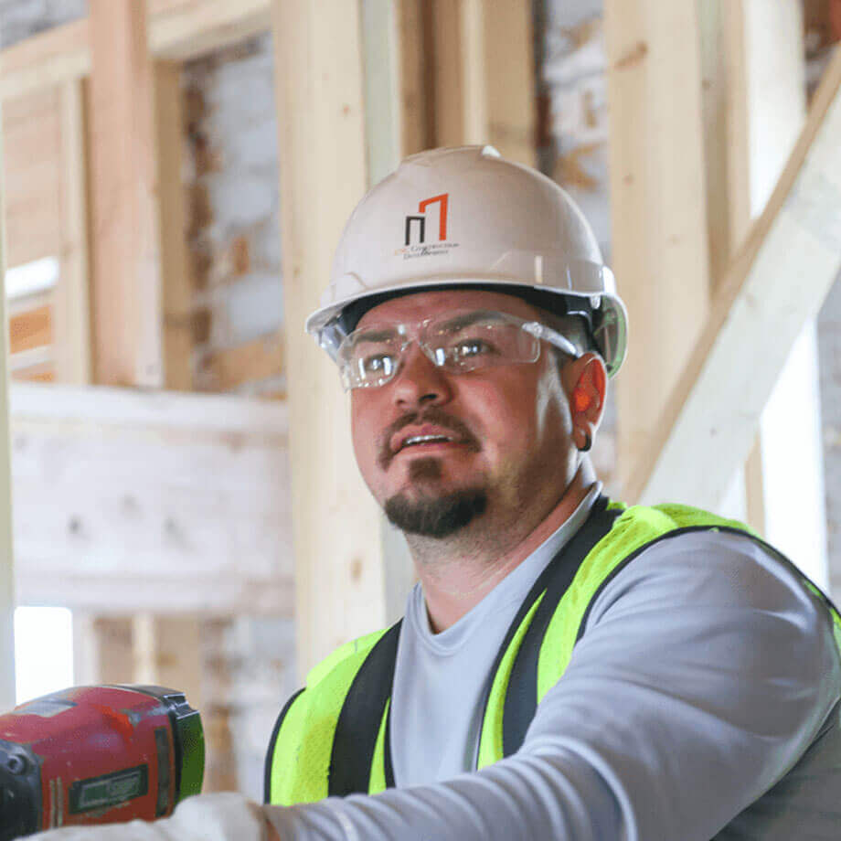 Javier Enciso Jr. Founder and President of ENC Construction