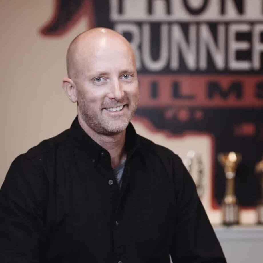 Tyler Nimmons CEO of Front Runner Films