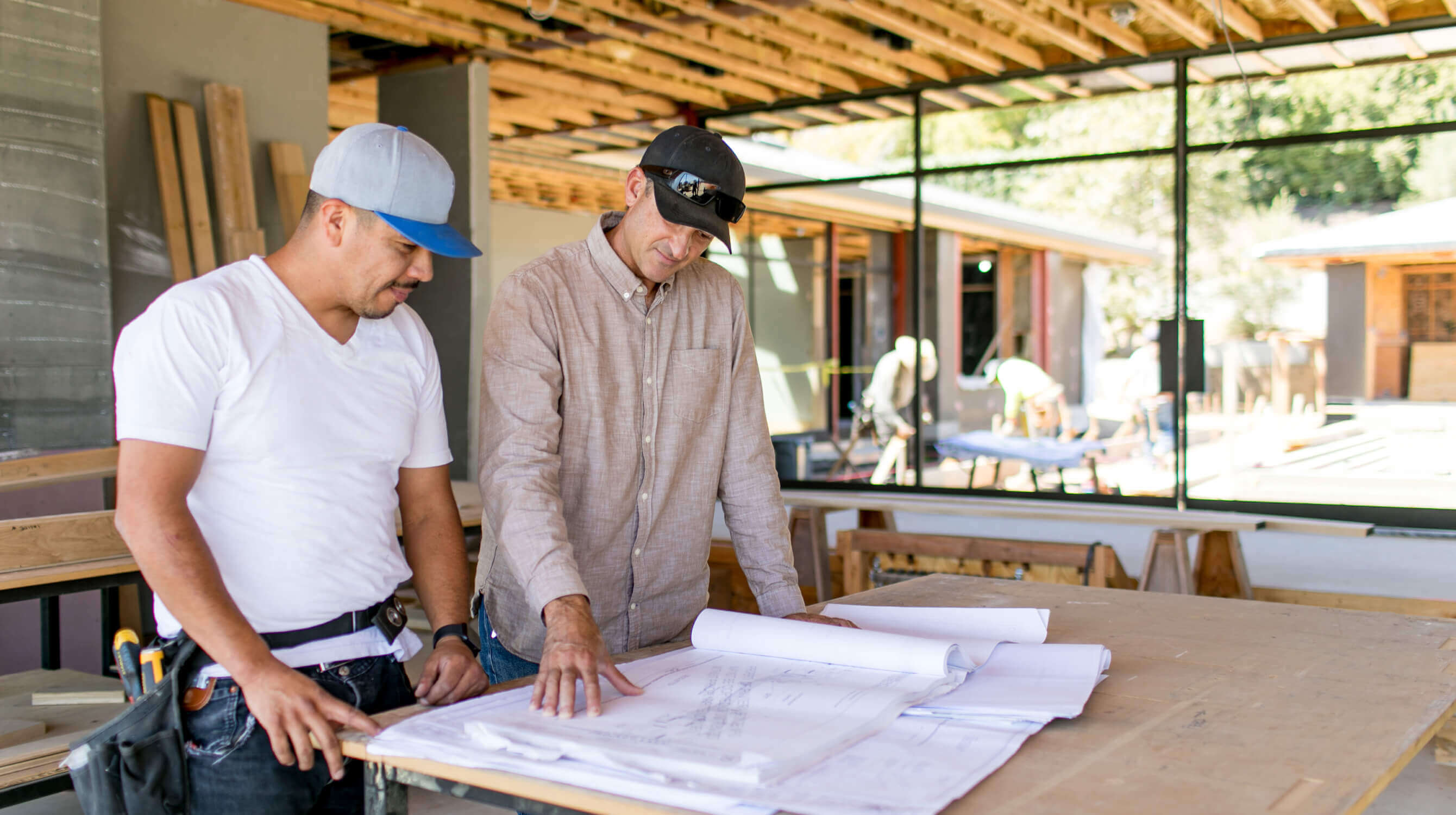 Hubstaff for construction companies