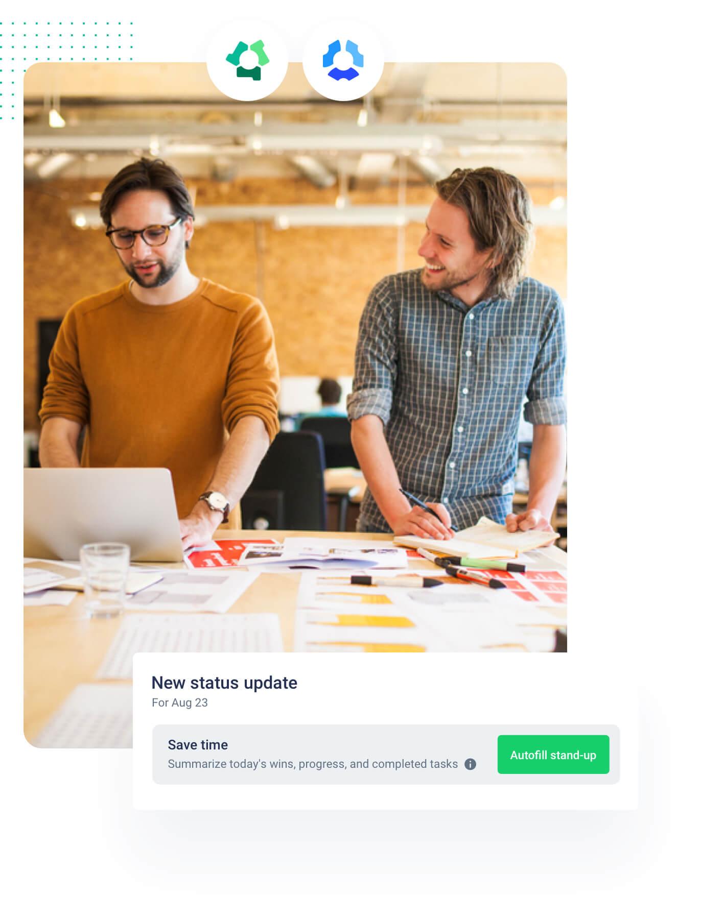 Hubstaff and Tasks integration