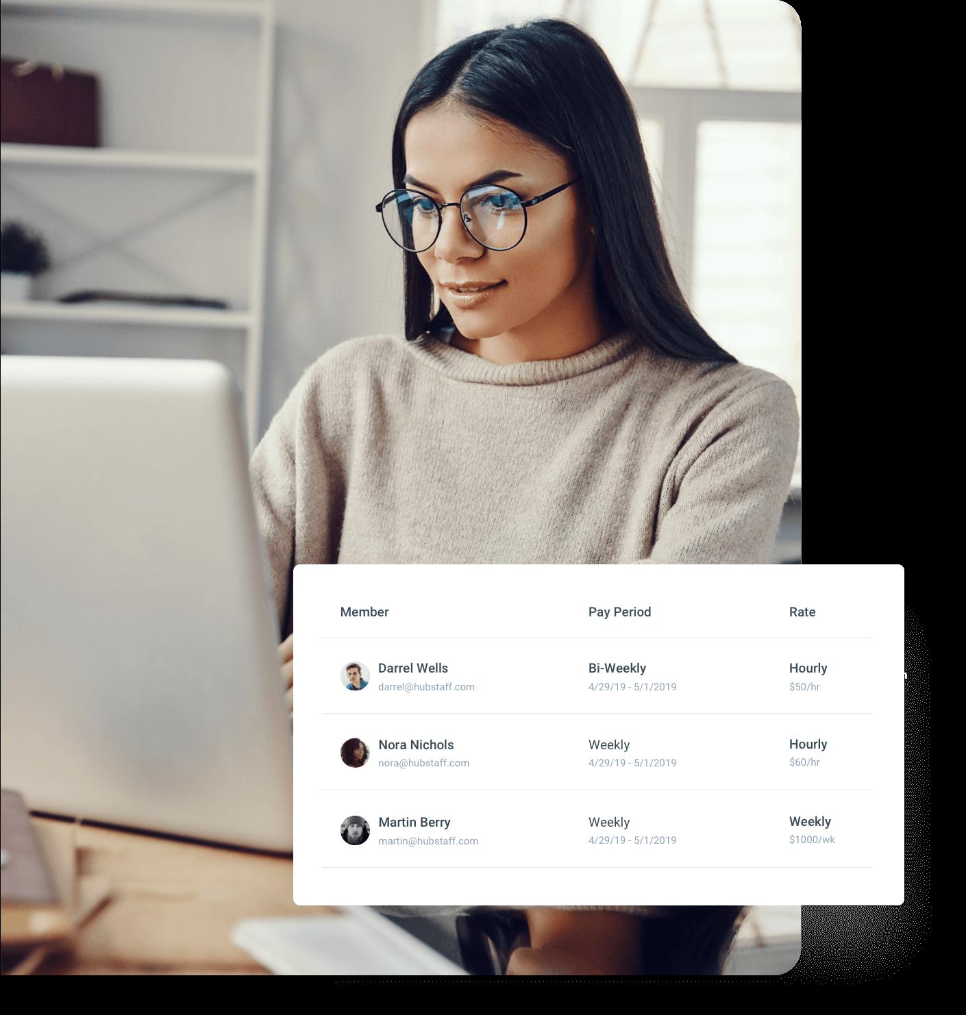 automate team management with Hubstaff Desk
