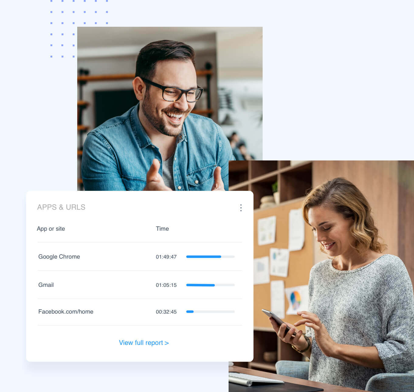 Hubstaff Apps and URLs