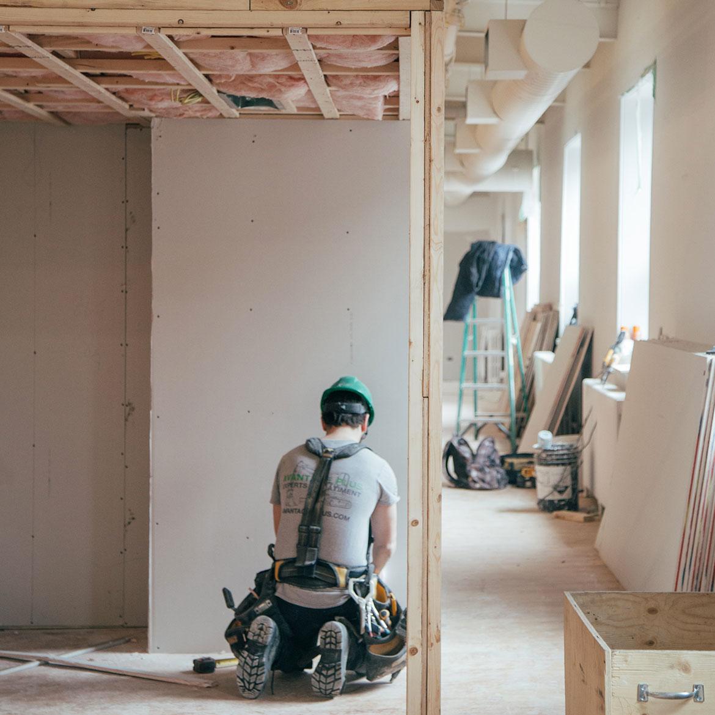 calculate construction profit