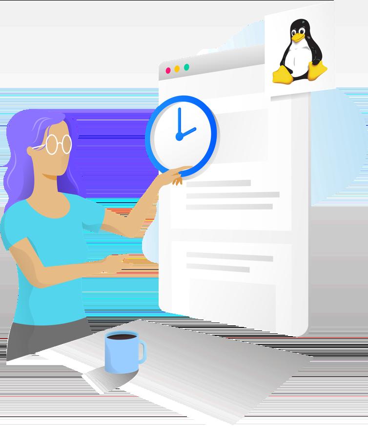 Hubsaff Linux time tracker