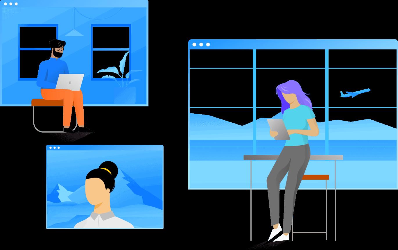 run efficient remote meetings