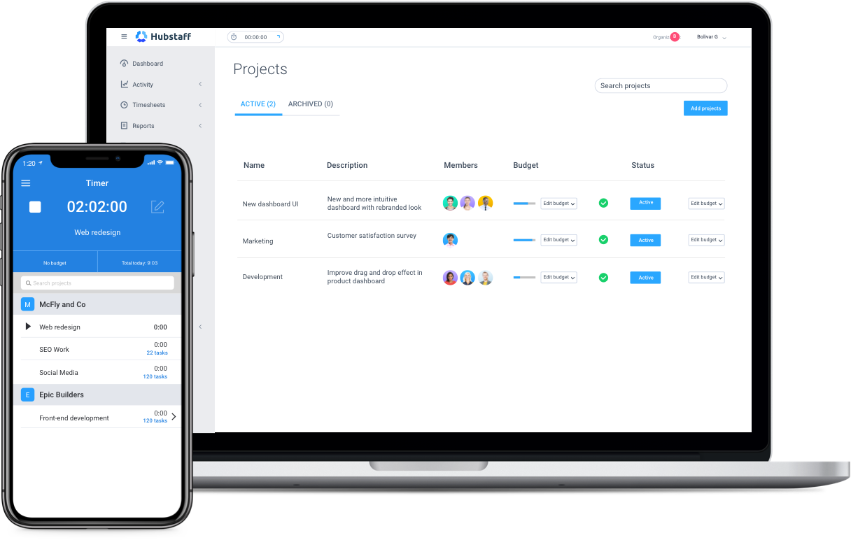 simple-to-use time tracking for accountants
