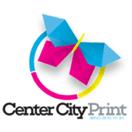 Center City Print logo
