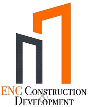 ENC Construction logo