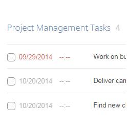 podio task time tracking